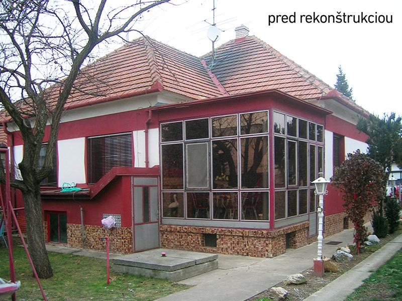 Ateliér Architektúry Radomír Krkoš